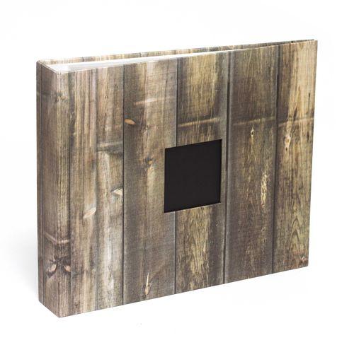 76238 _Faux_Wood_Brown_Album_Quarter