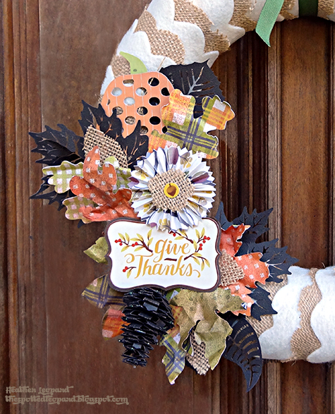 Fall Wreath Heather Leopard cu wm AC