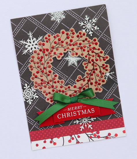 Holiday card small