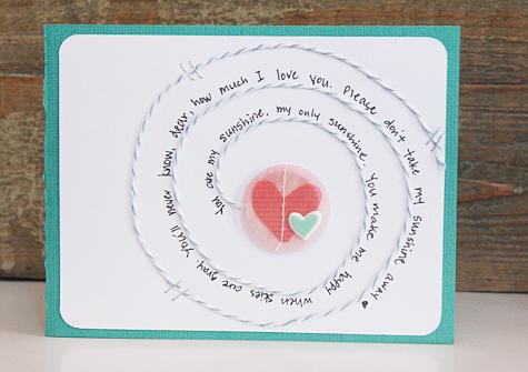 Journalingcard