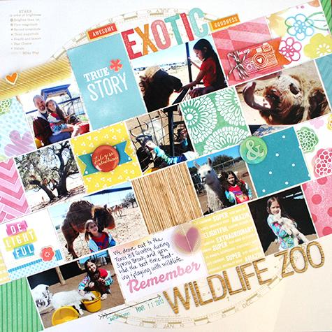 Exotic Zoo Heather Leopard