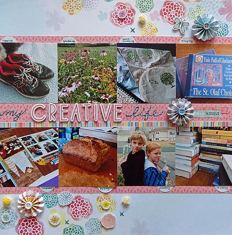 My Creative Life by Jennifer Larson