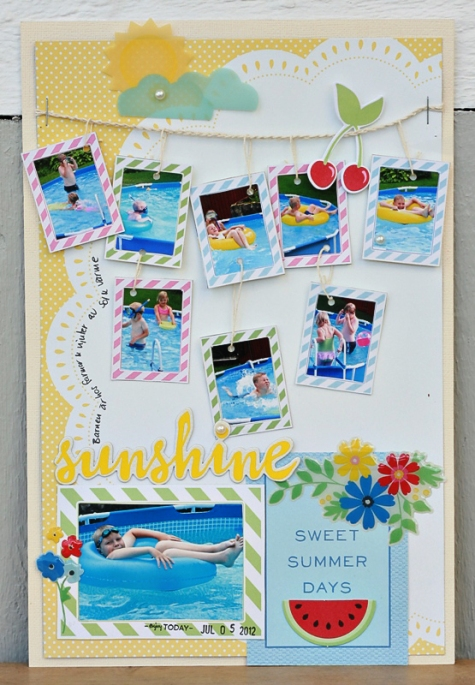 Sweet days-carina lindholm