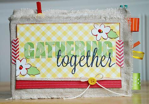Becki Adams_Gathering together cover