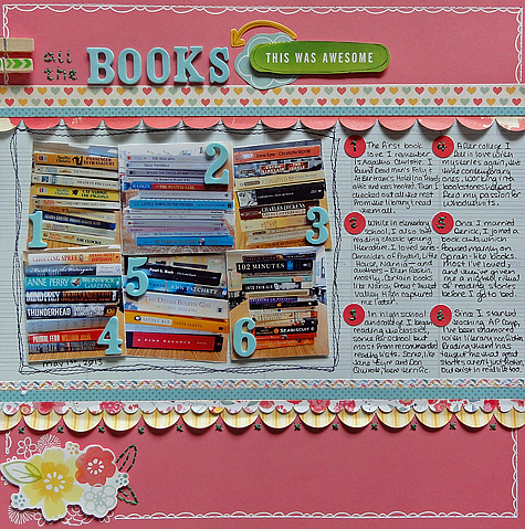 All the Books by Jennifer Larson 2