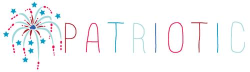 Patriotic Logo