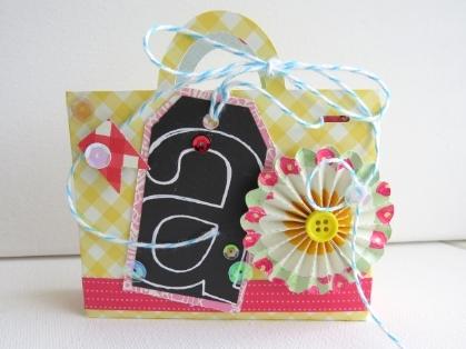 AC, Shannon M., gift bag