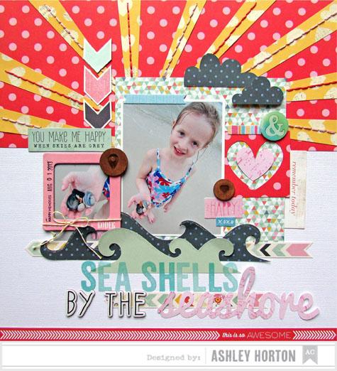 Sea Shells by the Seashore1