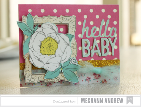Hello Baby Card_AC Blog