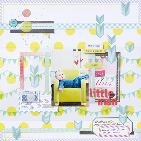 Alex Gadji - Little man