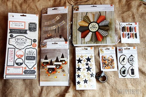 Halloween-crafts-with-American-Crafts