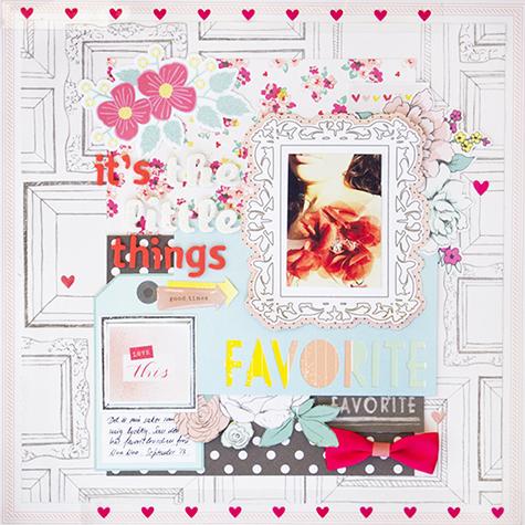 Alex Gadji - It's the little things