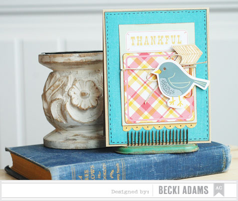 Becki Adams_Thankful_American Crafts Blog