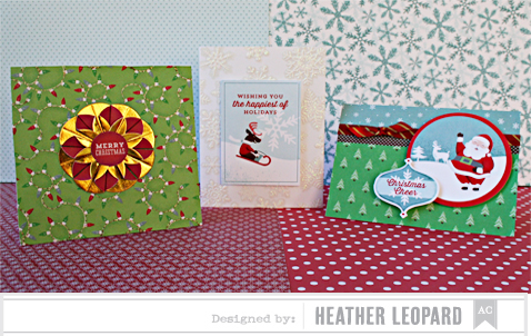 Cards by Heather Leopard AC