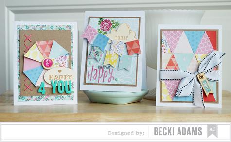 Becki Adams_Daydreamer Punch Cards