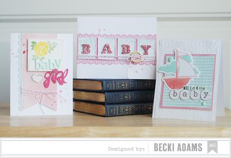 Becki Adams_Baby Cards