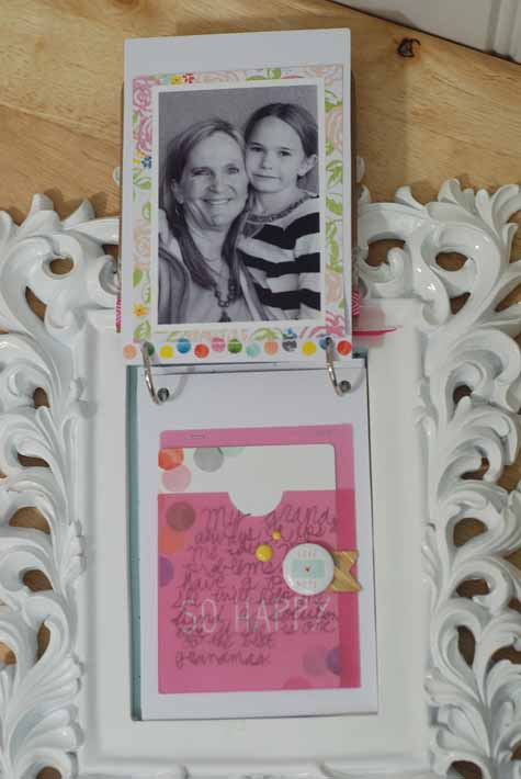 Becki ADams_Mother's day album page 2