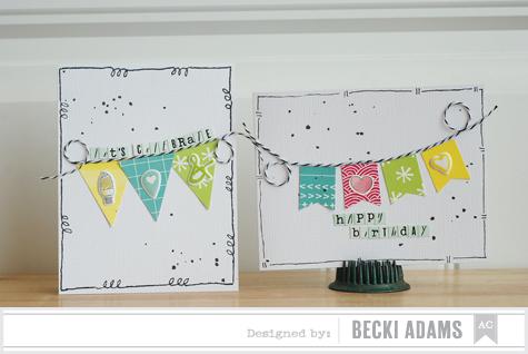Becki Adams_Banner Card Set