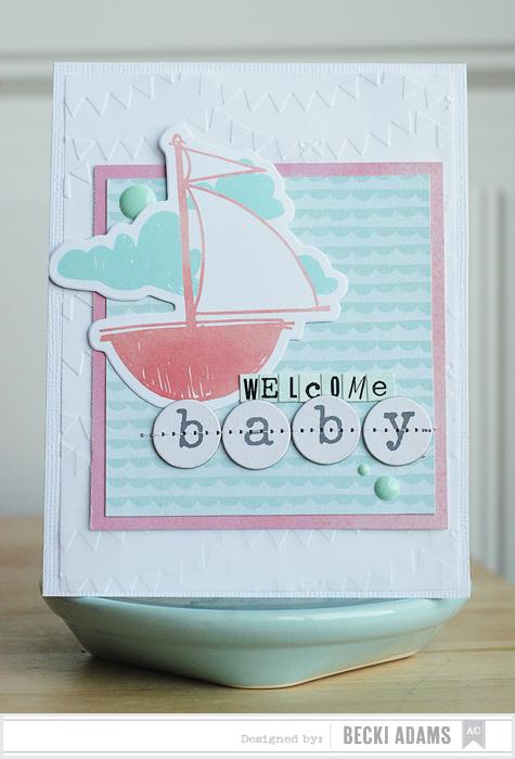 Becki Adams_Welcome Baby