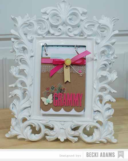 Becki Adams_Mother's day Completed Project