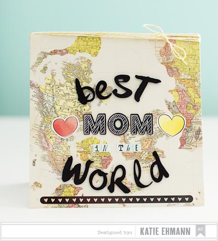 Mom Card 3-4