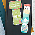 Bookmarks by Heather Leopard American Crafts