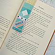 Wander Bookmark by Heather Leopard American Crafts