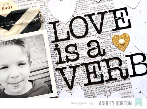 Love Is a Verb1