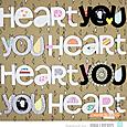 Gina Lideros Big Thickers Week Heart You