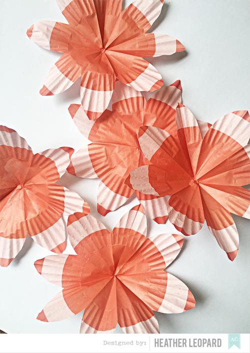 AC Cupcake flowers
