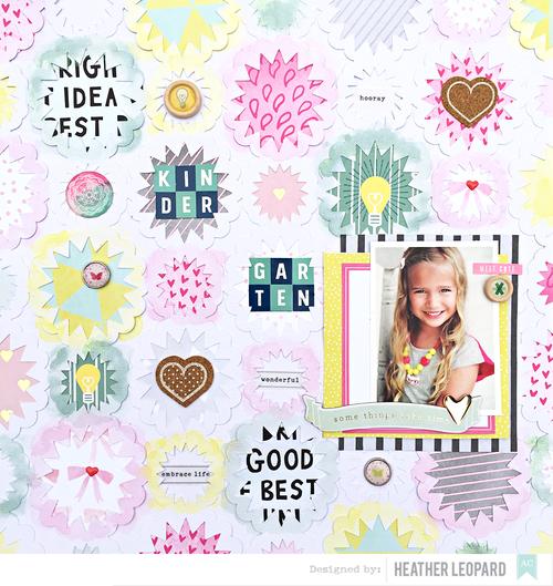 Kindergarten by Heather Leopard AC