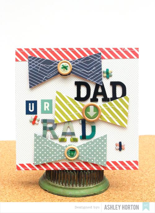 Dad U R Rad