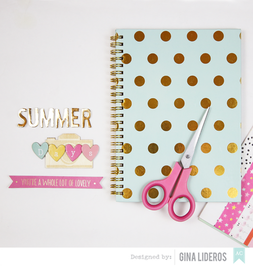 Gina Lideros Summer Daybook2
