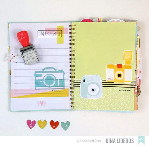 Gina Lideros Summer Daybook4