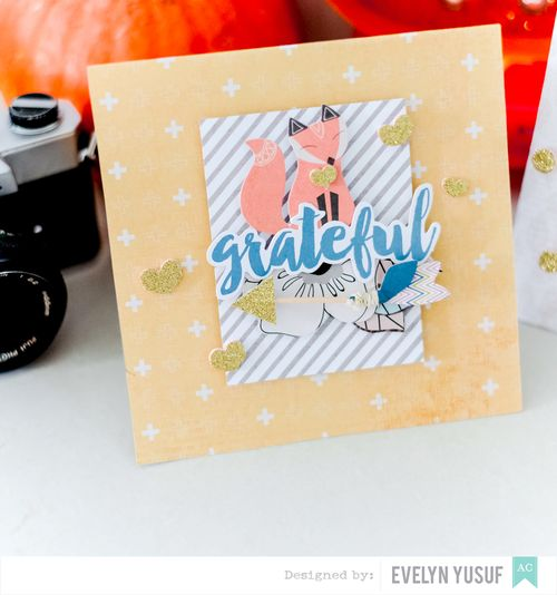 Fall cards by Evelynpy