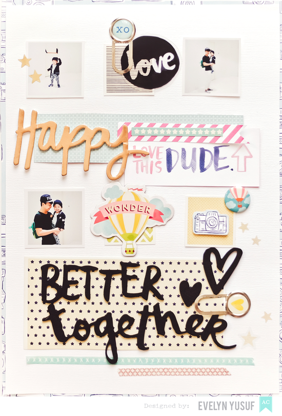 Happy-Fathers-Day-American-Crafts-Shimelle-Amy-Tangerine---Full-Layout-by-Evelynpy