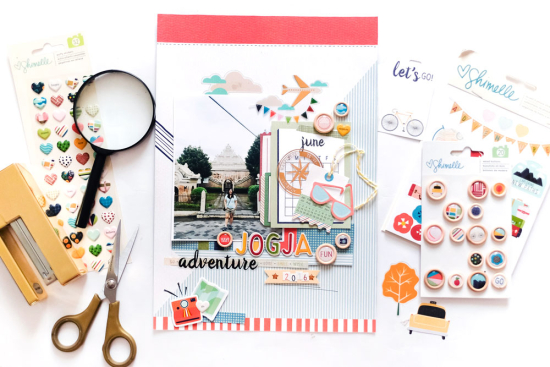 Hello-Jogja-Shimelle-Go-Now-Go-American-Crafts-Cover-by--Evelynpy