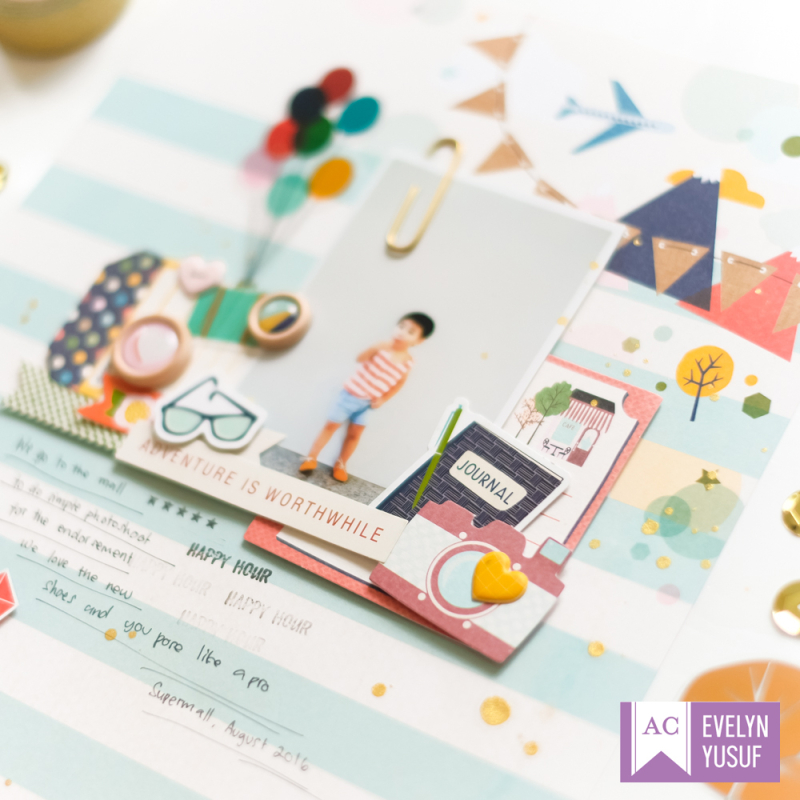 Everyday Life Details 1 by Evelynpy American Crafts   Shimelle