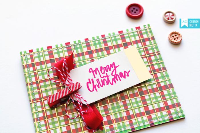 Foiled Christmas Cards 3