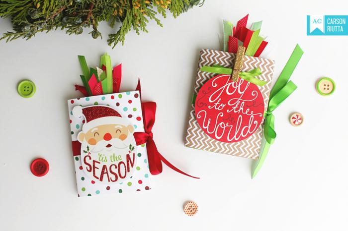 Christmas Coupon Books 9