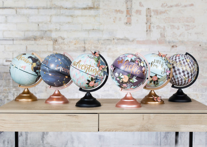 1C2_GlobeGallery_OnLocation_AllDecoratedGlobes_H