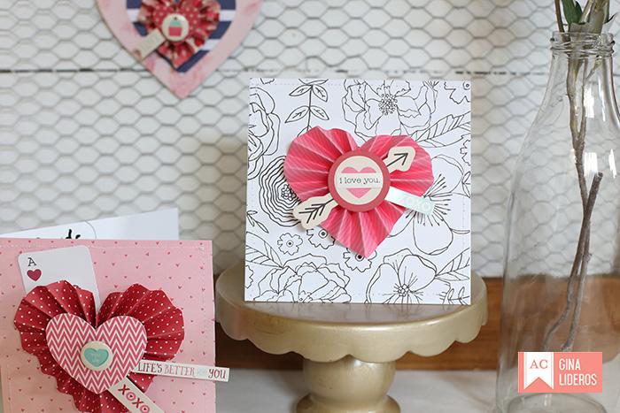 GinaLideros Valentines cards 2