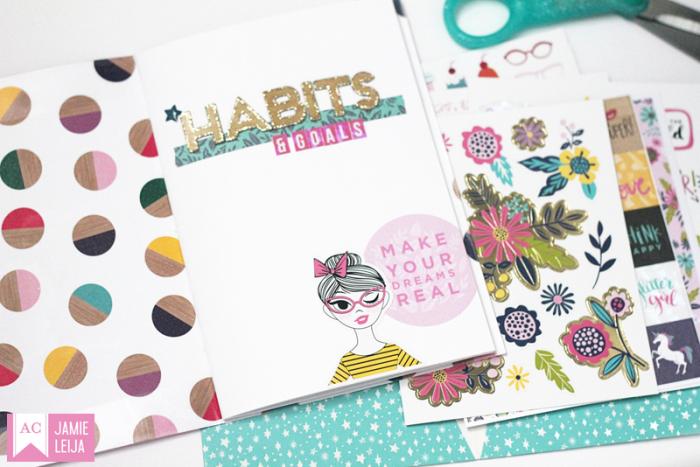 American_Crafts_Glitter_Girl_Notebook_Jamie_Leija_August_2017_01