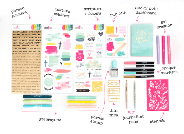 CreativeDevotion_Blog_MultipleItems_CDCollection3