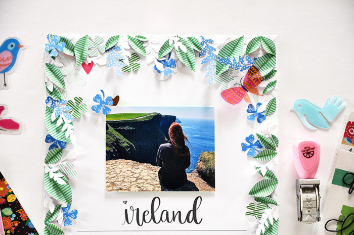 American-crafts-ireland-travel-layout-stpatricks-day-leaves-photo2