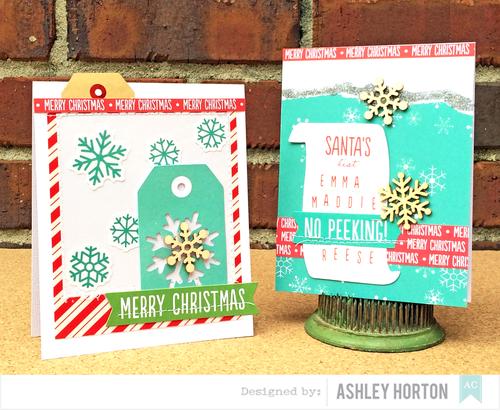 American crafts studio blog christmas cards by ashley horton christmas cards m4hsunfo