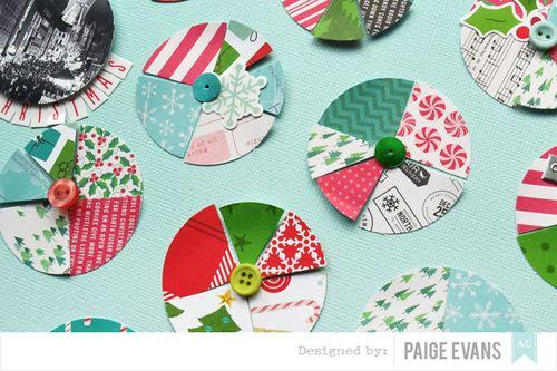 Nuremberg Christmas Market 13 Detail by Paige Evans