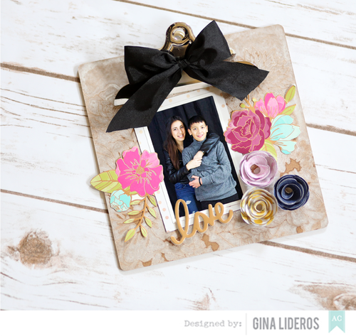 Gina Lideros Mother's Day tutorial 4