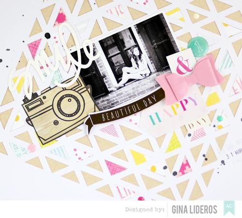 Gina Lideros Mix and Match AC sneak