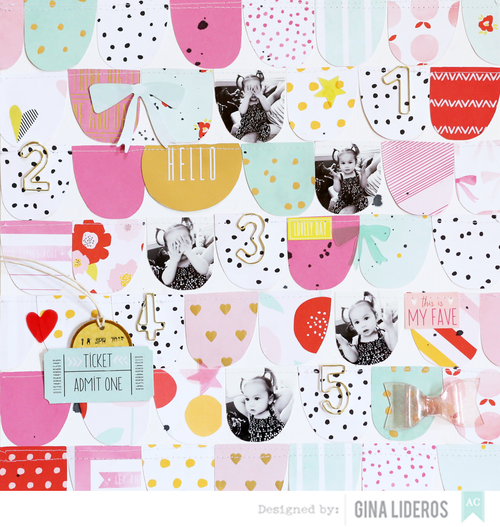 Gina Lideros DL Paperclips Layout